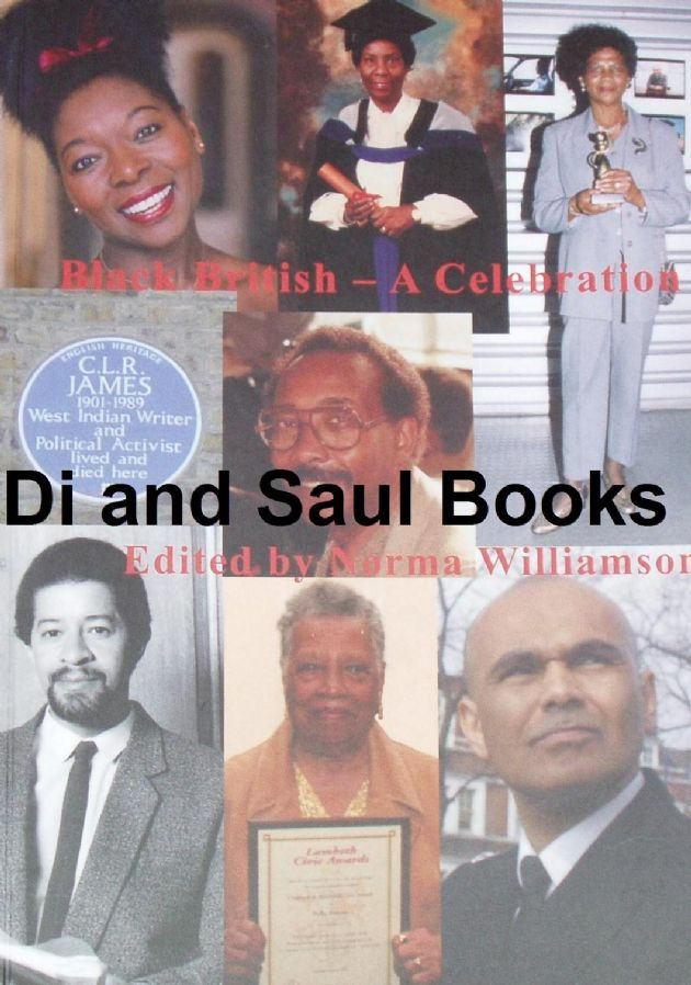 Black British - A Celebration, edited by Norma Williamson